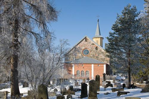 Karjalohjan hautausmaat