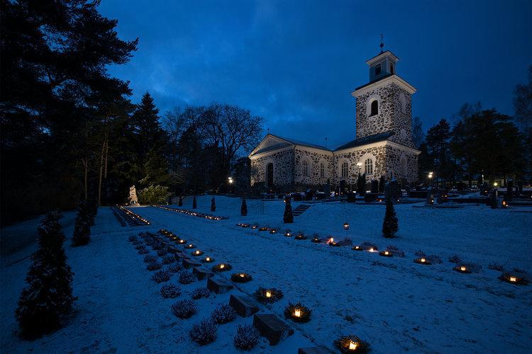 Nummen hautausmaa