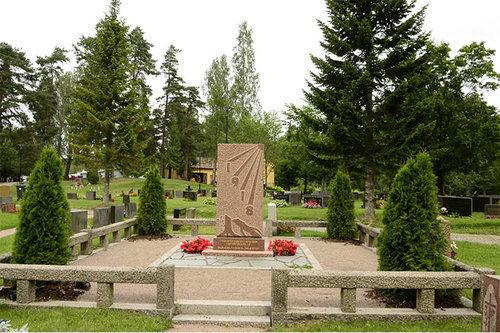 Pusulan hautausmaa