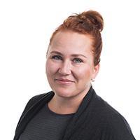 Netta Heikkinen vapaalla, 31.12.2019 asti